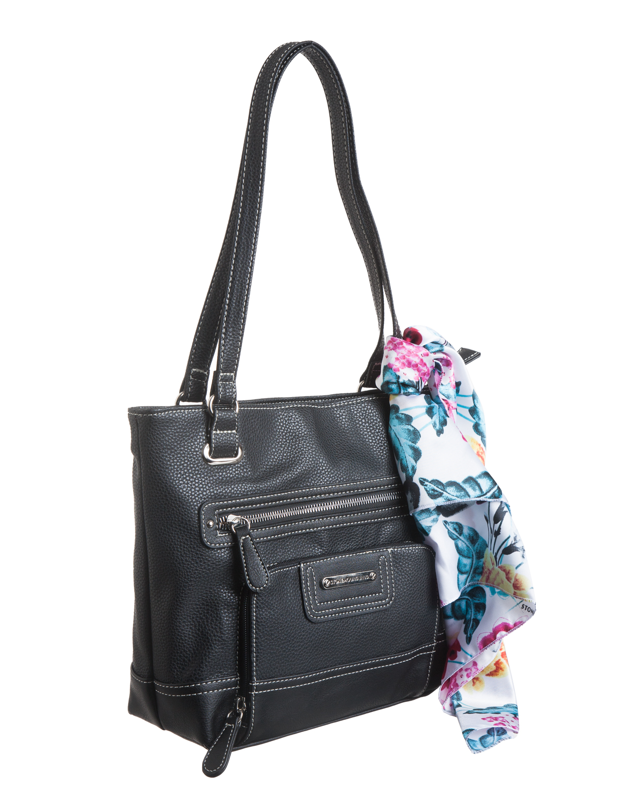 Plug In Pebble Peyton Tote