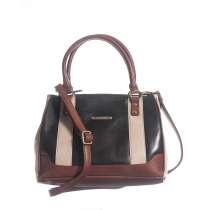 Medina Satchel TriColor Bag