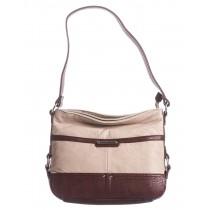 Macy Double Entry Hobo Bag