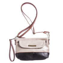 Vintage E/W 3 in 1 mini flap crossbody