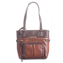Nappa Leather N/S Tote Bag