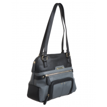 Plug In Nappa Navi Satchel