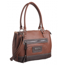 Plug In Pebble Peyton Satchel